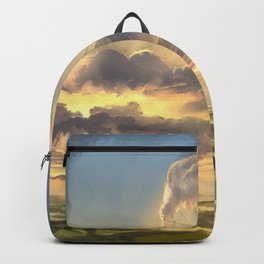 made of air Backpack