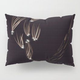 Navigating In the Dark Pillow Sham