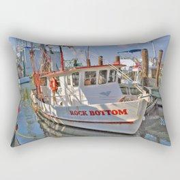 Rock Bottom Rectangular Pillow