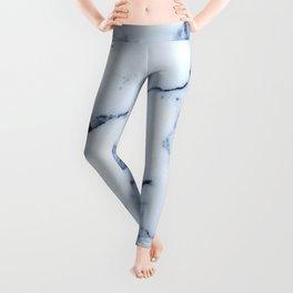 blue rock Leggings