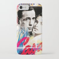 casablanca iPhone & iPod Cases featuring Casablanca by Paky Gagliano