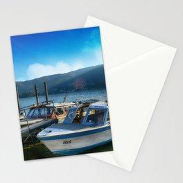 Lake Como Stationery Cards