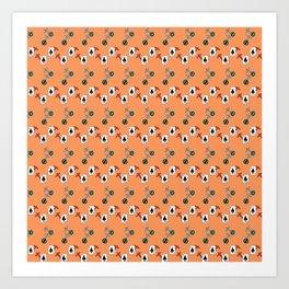 Ace Cufflinks Art Print