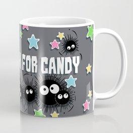 Spirited Soot Coffee Mug