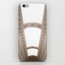 Light and Arches iPhone Skin