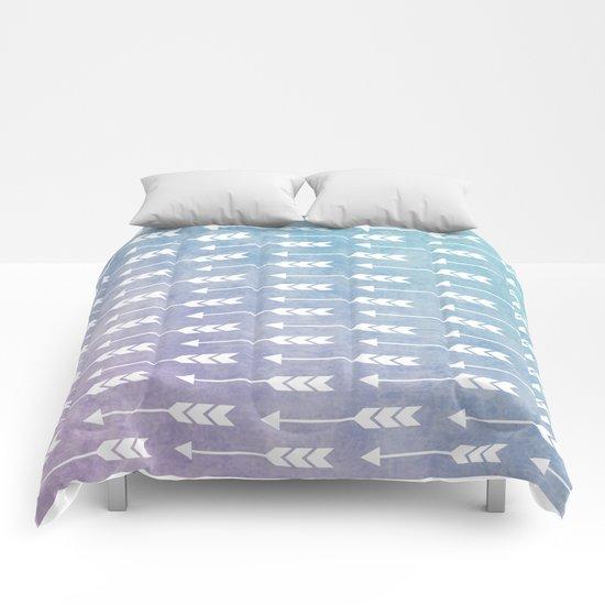 Aztec Pattern 09 Comforters