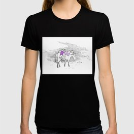THE WORLD WAS BORN WITH US: THE HORSE T-shirt