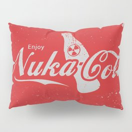 An Ice Cold Nuka Cola - Fallout Universe Pillow Sham