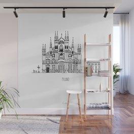 Milano Wall Mural