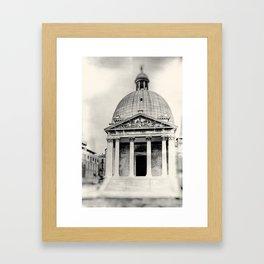 Venice - Study 6 Framed Art Print