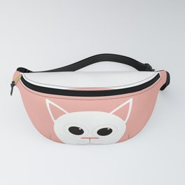 Pink Cat Fanny Pack