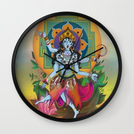 Kali, My Kali Wall Clock