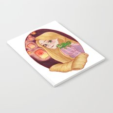 Rapunzel Notebook