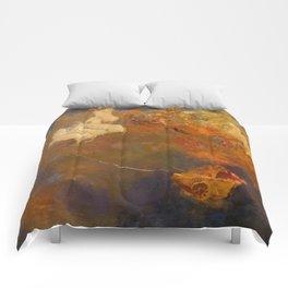 "Odilon Redon ""Apollo's Chariot"" Comforters"