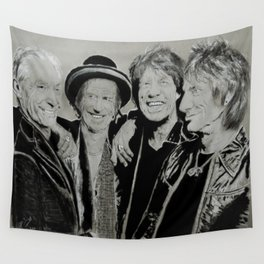 The Rolling Stones Wall Tapestry