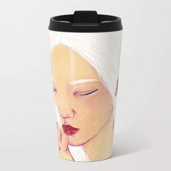 Flawless Metal Travel Mug