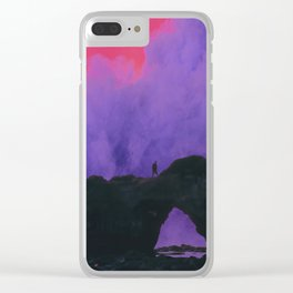 Zemir I Clear iPhone Case