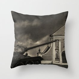 The USSR Throw Pillow