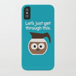 Grounds For Determination iPhone Case