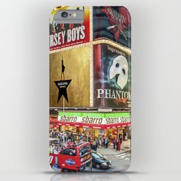 Times Square II iPhone Case