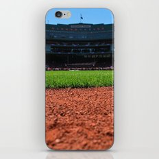 From Centerfield - Boston Fenway Park, Red Sox iPhone & iPod Skin