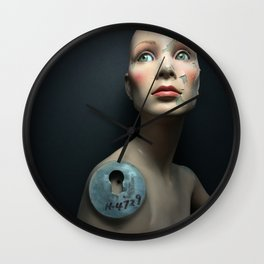 Annette Wall Clock