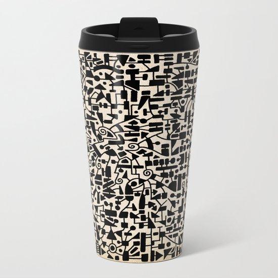 - micro - Metal Travel Mug
