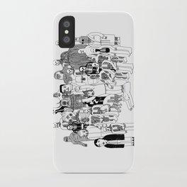 Monster Mash iPhone Case
