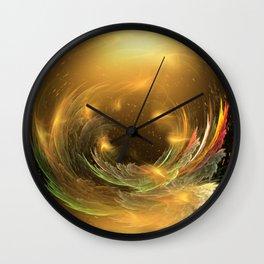 Utter World Wall Clock