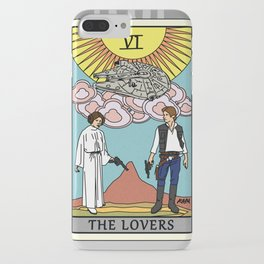 The Lovers - Tarot Card iPhone Case