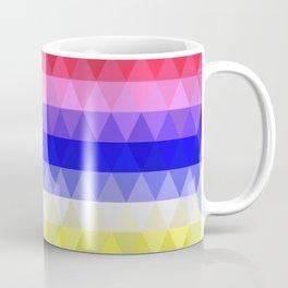 Geometric Colours Coffee Mug
