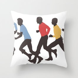 Away Mission: The Original Series Throw Pillow
