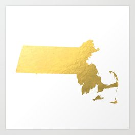 Usa Map Gold Foil Printable Art Wall Art Real Gold Foil 8x10 Canvas Usa State Map Minnesota Map Gold Art Print