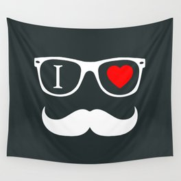Hipster Wall Tapestry