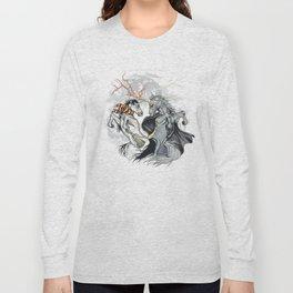 Retold with Unicorns II Long Sleeve T-shirt