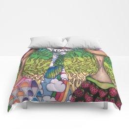 N O P E . Comforters