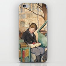 The Bookseller's Son iPhone & iPod Skin