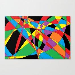 Typical Microsoft Paint Canvas Print