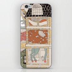 City of animamaly iPhone & iPod Skin