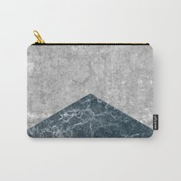 Concrete Silk Carry-All Pouch