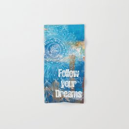 Dreams Hand & Bath Towel