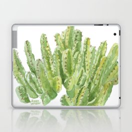 Moroccan Mound Cactus Watercolor Laptop & iPad Skin