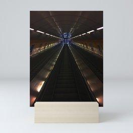 Stairway to awesomeness Mini Art Print