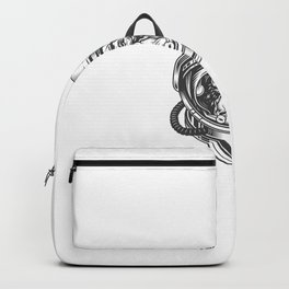 Cabeca De Gorila Backpack