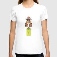 samurai T-shirts featuring Samurai by marcus marritt
