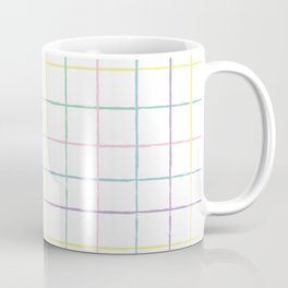 Painterly Stripes Coffee Mug