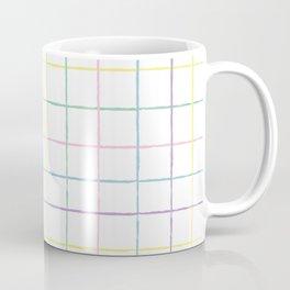 Painterly Stripes Coffee Mug