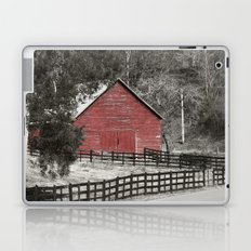 Country Living, Red Barn Laptop & iPad Skin