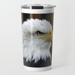The Bald Eagle Travel Mug