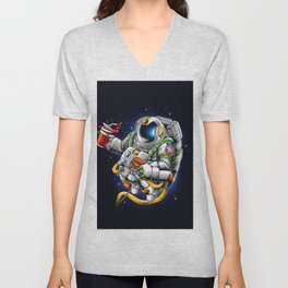 Need More Space - Unisex V-Neck